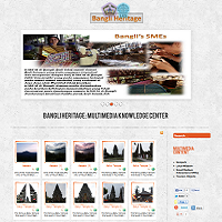 Bangli Heritage: Multimedia knowledge Center